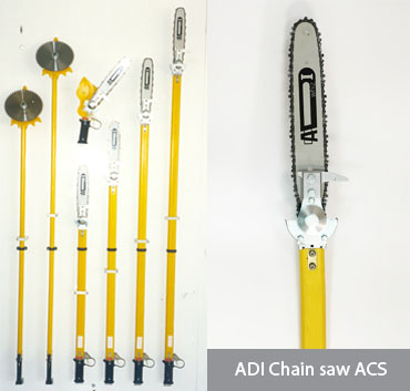 ACS Chain Saw Models