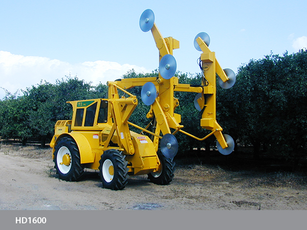 Pruning Machine Dual Boom Hedger HD1600
